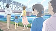 ベルベ家族葬CM「橋繋がった編」01